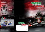 Corsa Racing kart Brochure 2009